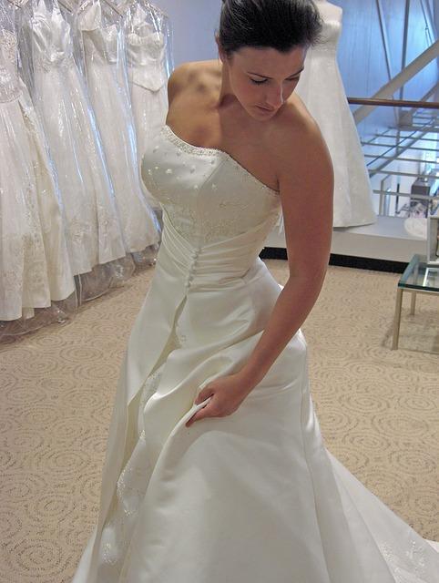 Comment choisir sa robe de mariee ?
