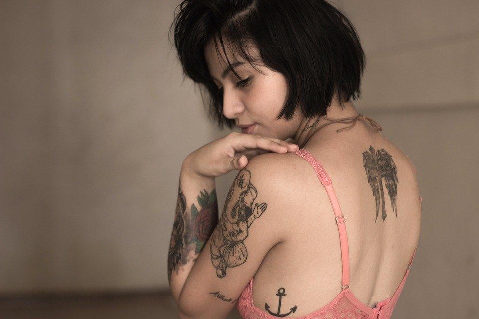 Le tatouage, un accessoire de mode!