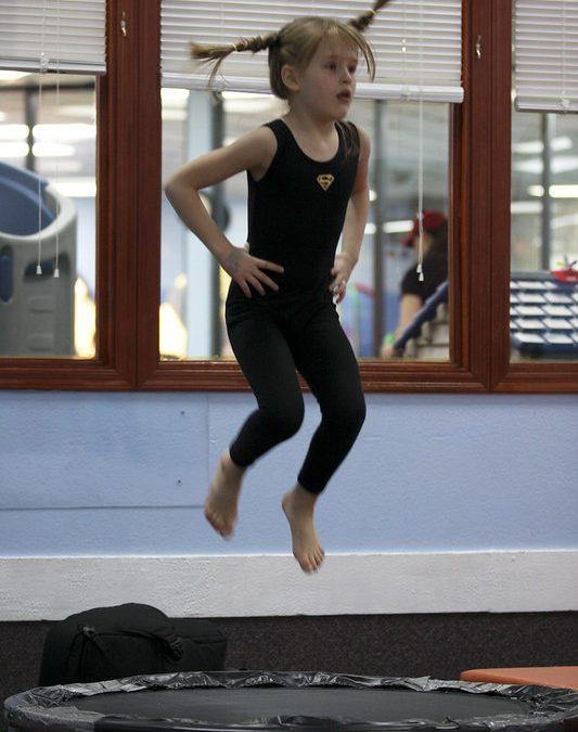 la gym acrobatique
